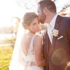 Stunning wedding image