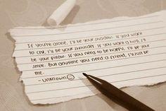 Pequeñas frases e imágenes altamente filosóficas (y C) ~ Pruébame blogger!