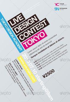 8 inspiring flyer templates | Graphic design | Creative Bloq