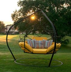 The Pod By Kodama Zome Outdoor Swing Bed / Lounge   Patio Lane