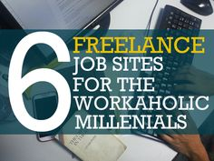 6 Freelance Job Sites for the Workaholic Millennials Work From Home Jobs, Money Management, Freelance Websites, Finance, Manila, Tips, Economics, Hacks, Counseling