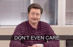 10 Ron Swanson GIFs for Nick Offerman's Birthday | http://www.survivingcollege.com/10-ron-swanson-gifs-for-nick-offermans-birthday/