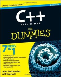 C++ All-In-One Desk Reference For Dummies - Free eBooks Download