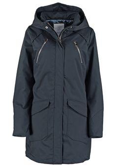 Elvine KATE Parka dark navy Bekleidung bei Zalando.de | Material Oberstoff: 65% Polyester, 35% Baumwolle | Bekleidung jetzt versandkostenfrei bei Zalando.de bestellen!