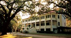Historic Hotels of America  Greyfield Inn, Cumberland Island, GA