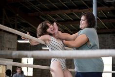 First-Look Images from the Netflix Series GLOW