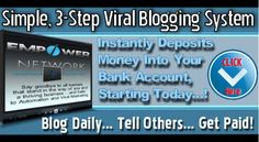 This is where I learned how to blog and make money and turn that into 2 home businesses!