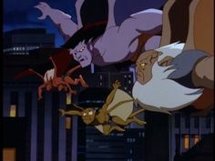 """Stone by Day, Warriors by Night, Disney's """"Gargoyles"""" was unlike anything that had ever been seen from Disney tv Animation back in the mid-1990's and still has a very passionate fan base today."""
