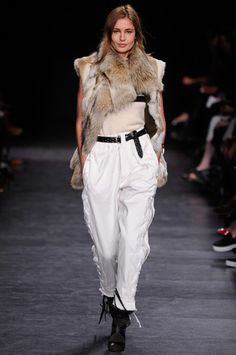 Isabel Marant Fall 2014 Ready-to-Wear Collection on Style.com: Runway Review