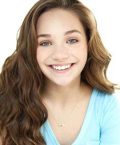 Maddie Ziegler's new headshot June 2016 (Follow @youngprodigies for more)