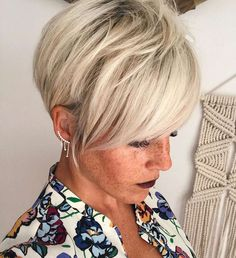 Short Hairstyle 2018 - 1