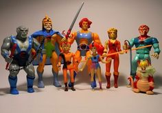 ThunderCats | The 14 Ultimate Toy Lines Of The #80s For Boys