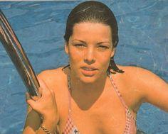 Princess Caroline - July 1976