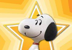 Às vésperas da estreia do novo filme, Snoopy ganha estrela na calçada da fama