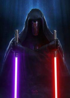 Knights of the Old Republic: Lord Revan - Corbin Hunter