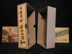 Fishing lure boxes for any lake that you want.  www.fishinglureboxes.com