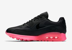 The Nike Air Max 90 Ultra Digital Pink Comes With A Loud Sole