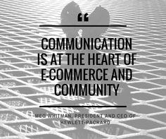 #communication