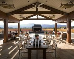 Napa Valley's Best Wineries for a View