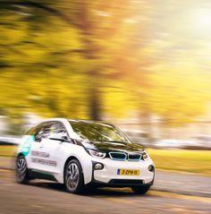 Rijplezier van de volgende generatie: de volledig elektrische aandrijving BMW eDrive geeft de BMW i3 een indrukwekkende acceleratie, direct voelbaar aan het enorme koppel vanuit stilstand.  Picture made by Peter Baas