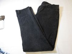 Womens Levi's Levi Strauss & Co. Denim jeans 17M Too Superlow 524 pre-owned #Levis #Jeans