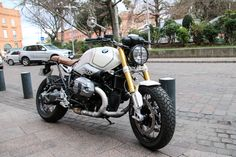 BMW Nine T Scrambler