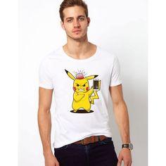 Injured Angry Pikachu with Smartphone White T-shirt  #InjuredAngryPikachuWithSmartphoneWhiteTShirt #PikaTShirt #Pikachu3DTShirt #PikachuShirt #PikachuShirts #PikachuTShirts #PikachuTShirt #PikachuTeeShirt #PikapikaShop #PokemonTShirt #TShirt #UnisexPikachuTShirt