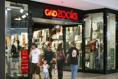 Gadzooks | 15 Cool Clothing Stores Every '90s Mallrat Misses