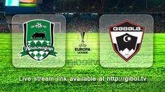 Krasnodar vs Qabala (1 Oct 2015) Live Stream Links - Mobile streaming available