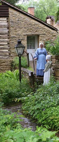 Pendarvis became a Wisconsin historic site in 1970, and has been operating as a historic site interpreting the history of Cornish settlement in Wisconsin's lead-mining heyday.