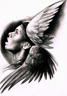 angel's head