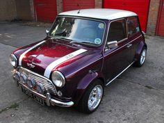 Classic Car News Pics And Videos From Around The World Mini Cooper S, Mini Cooper Classic, Cooper Car, Classic Mini, Lamborghini, Ferrari, Jaguar, Peugeot, Mini Morris