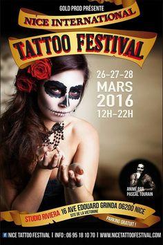 My next Tattoo Convention...