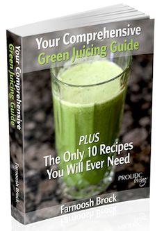 10 Easy Beginner Juice Recipes | Green Juice Recipes