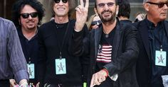 Ringo Starr celebrates his 76th birthday with his annual Peace and Love concert