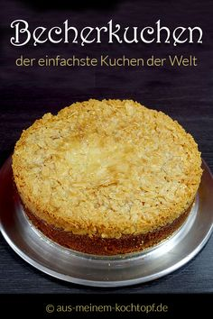 The cup cake is the simplest cake in the world- Der Becherkuchen ist der einfachste Kuchen der Welt Is the mug cake really the easiest cake of the … - Delicious Cake Recipes, Yummy Cakes, Cookie Recipes, Keto Recipes, Cupcake Recipes, Bon Dessert, Cupcakes, Chocolate Chip Cookies, Vanilla Cake
