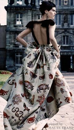 Valentino Haute Couture Gown Gorgeous