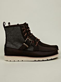 Polo Ralph Lauren Men's Saddleworth Boot #forthecold