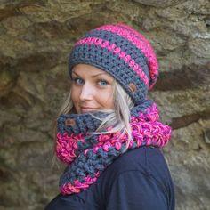 Ručně háčkovaná čepice DOKE Rosie Caps Hats, Crochet Projects, Crochet Patterns, Crochet Hats, Knitting, Crocheting, Baby, Fashion, Crochet Collar