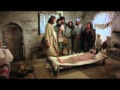 ▶ JESUS (English) Jesus brings Jairus' Dead Daughter Back to Life - YouTube