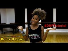 Not a Zumba routine, but cool ideas for a dancehall dance! Dancehall Funk | How to dance - Bruk It Down by Mr. Vegas | Dance Tutori...