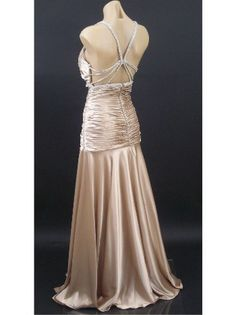 vintage style evening dresses - Google Search