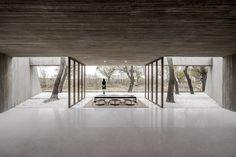 Galería de Santuario budista / ARCHSTUDIO - 5