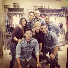 One of our stores team in #PepeJeansCustomStudio, keep up the good work guys!