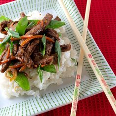 Five-Spice Beef Stir-Fry
