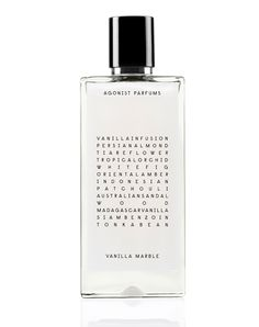 Vanilla Marble 50ml via AGONIST Parfums. Click on the image to see more!
