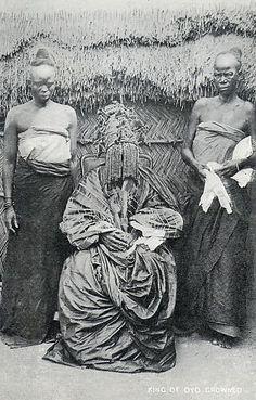 High ranking women of the Oyo kingdom, Yoruba history