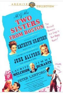 June Allyson, Kathryn Grayson and Lauritz Melchoir movie from1946