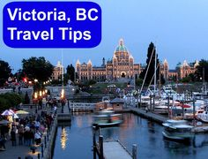 I love Victoria, BC. Once upon a time I sat looking out the window of a cruise ship on its buildings as I folded napkins for every guest on board a cruise ship (I was given extra duties for oversleeping twice in a day). Canada Vancouver, Victoria Vancouver Island, Victoria Island, Victoria Canada, Victoria British Columbia, Visit Victoria, Oh The Places You'll Go, Places To Travel, Places To Visit