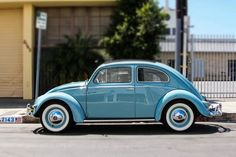 Volkswagen Beetle Image by Steve Willard